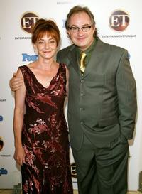 Bonita Friedericy and John Billingsley at the 10th Annual Entertainment Tonight Emmy party.