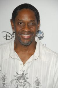 Tim Russ at the Disney and ABC's TCA - All Star Party.