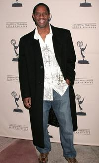 Tim Russ at the Academy of Television Arts & Sciences'