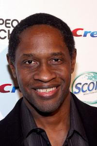Tim Russ at the Crest and Scope People's Choice nomination announcement.