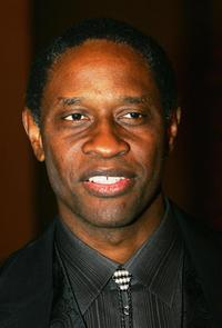 Tim Russ at the Jules Verne Adventure Film Festival & Exposition launch event.