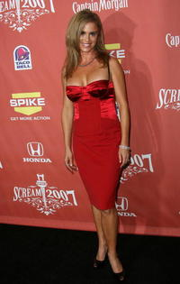Betsy Russell at Spike TV's