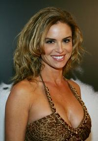Betsy Russell at the world premiere of