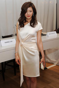 Gianna Jun at the Luncheon of