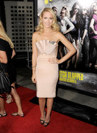 Anna Camp at the California premiere of