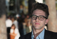 Xavier Dolan at the Canal+ TV show