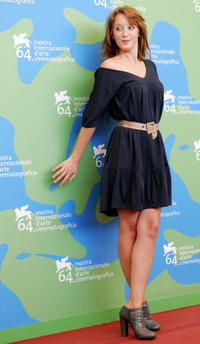 Ludivine Sagnier at the photocall of