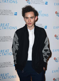 Olly Alexander at the after party for
