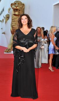 Stefania Sandrelli at the opening ceremony and premiere of