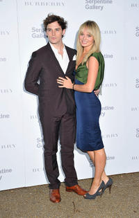 Sam Clafin and Laura Haddock at the Serpentine Gallery Summer party in London.
