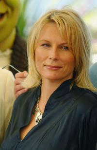 Jennifer Saunders at the photocall of