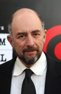 Richard Schiff at the Los Angeles Film Festival 2007 Spirit Of Independence Award Ceremony.