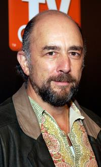 Richard Schiff at the TV Guide & Inside TV 2005 Emmy after party.