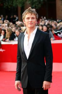 Charlie Bewley at the premiere of