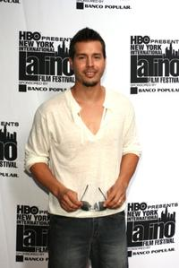 Jon Seda at the New York International Latino Film Festival screening of