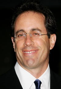 Jerry Seinfeld at the Vanity Fair Tribeca Film Festival Party at The State Supreme Courthouse in N.Y.