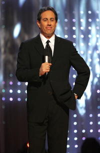 Jerry Seinfeld at the