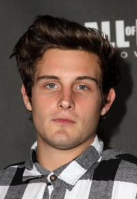 Nico Tortorella at the Launch party of