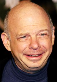 Wallace Shawn at the world premiere of