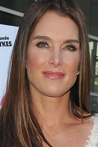 Brooke Shields at the Hollywood premiere of