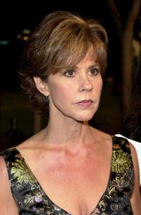 Linda Blair at the Los Angeles screening for the re-release of