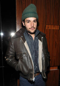 Christopher Abbott at the after party of the New York premiere of