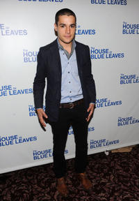 Christopher Abbott at the Broadway Opening Night of the after party of