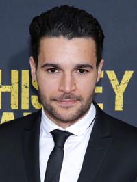 Christopher Abbott at the New York premiere of
