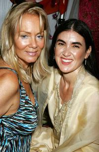 Jean Smart and Mirabai Devi at the Ultimate