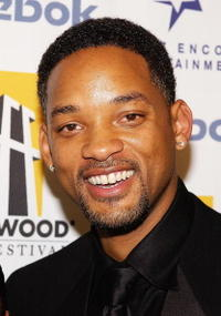 Will Smith at The Hollywood Awards Gala in Beverly Hills.