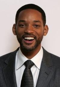 Will Smith at the UK premiere of