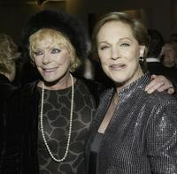 Elke Sommer and Julie Andrews at the 76th Academy Awards.