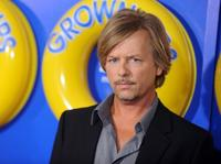 David Spade at the New York premiere of