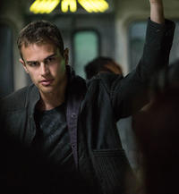Theo James in