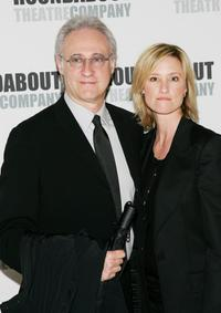 Brent Spiner and his wife Loree McBride at the Roundabout Theatre Company's Spring Gala 2006.