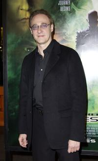 Brent Spiner at the premiere of