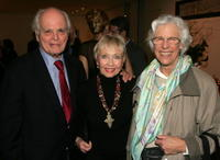 Dickie Moore, Jane Powell and Frances Sternhagen at the cocktail party for the special screening of Miramax Films' Venus.