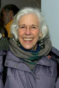 Frances Sternhagen at the opening night of