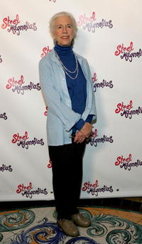 Frances Sternhagen at the media day announcement for the Broadway play