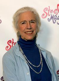 Frances Sternhagen at the Broadway Media Day for
