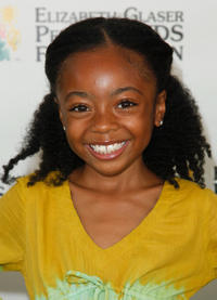 Skai Jackson at the 23rd Annual Time for Heroes Celebrity Picnic to benefit the Elizabeth Glaser Pediatric AIDS Foundation in California.
