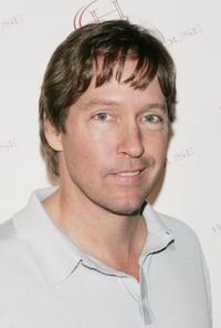 D.B. Sweeney at the grand opening of Camden House.