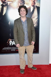 Oliver Cooper at the California premiere of