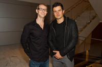 Jason Baldwin and Orlando Bloom at the California premiere of