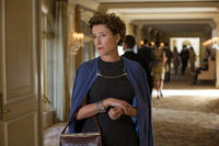 Emma Thompson as P.L. Travers in