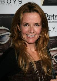 Lea Thompson at the Los Angeles screening of