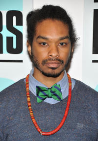 Terence Nance at the 2012 New Directors/New Films Opening Night Gala.