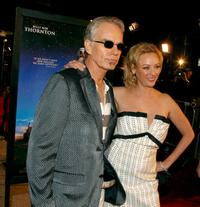 Billy Bob Thornton and Virginia Madsen at the Hollywood premiere of