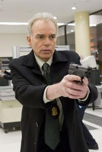 Billy Bob Thornton as Agent Morgan in