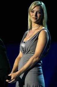 Uma Thurman at the Nobel Peace Prize Concert in Oslo.